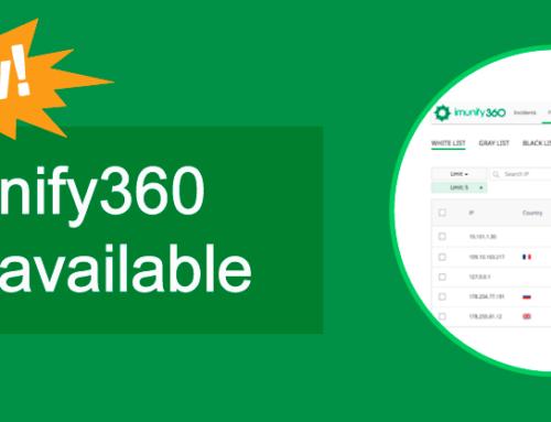 Imunify360: Completa seguridad para tu sitio web
