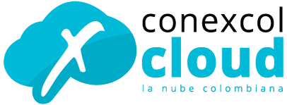 Conexcol Cloud Colombia Retina Logo