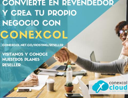 Como tener tu propio negocio con Conexcol Cloud