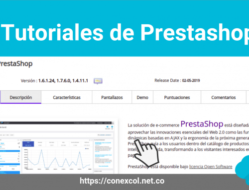 Tutoriales de Prestashop